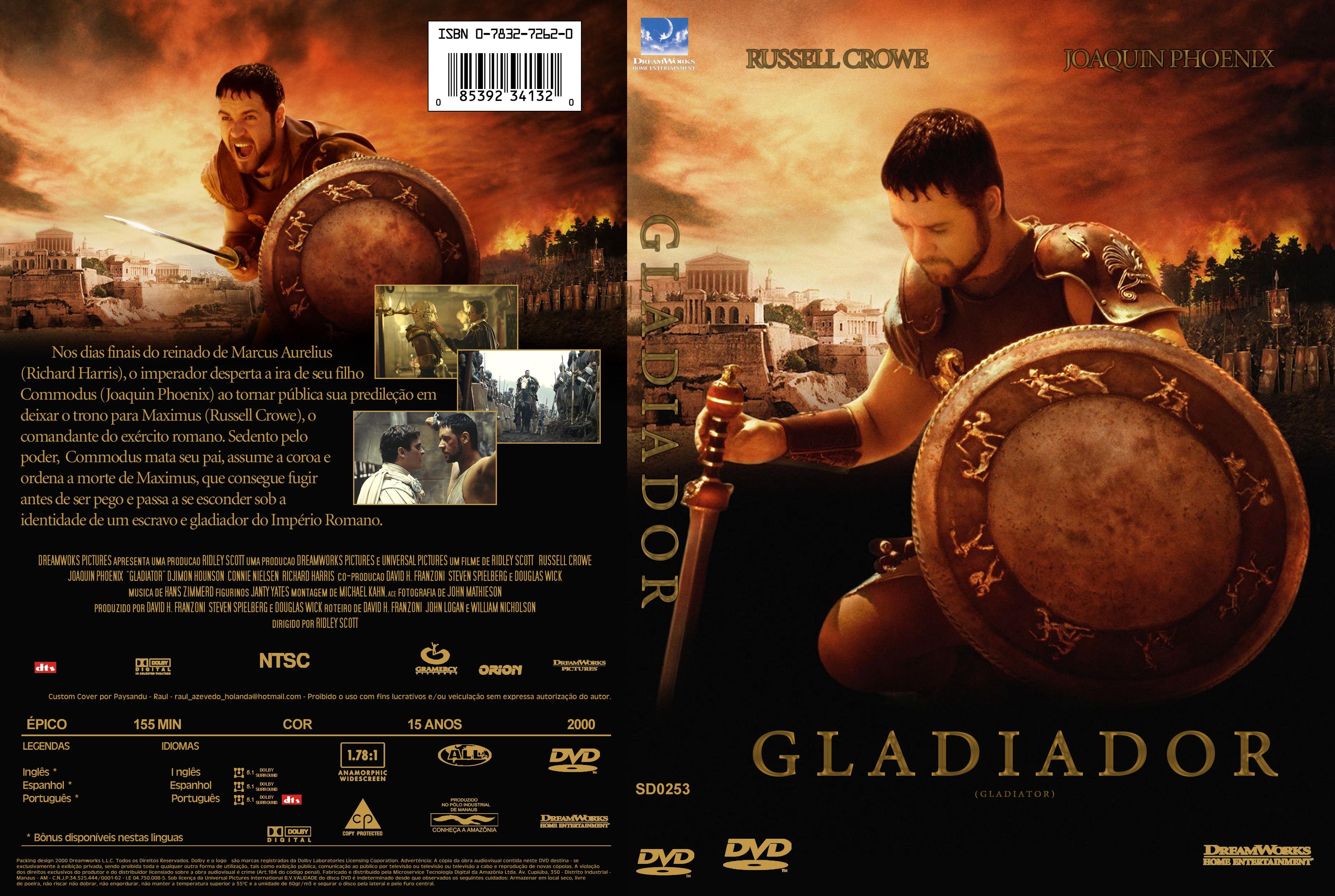 Baixar Gladiador Dublado Download Filme Avi Rmvb | Apps ...